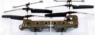 Syma RC Helicopter Mini Chinook