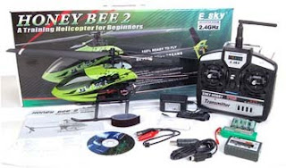 Honey Bee V2 RC Helicopters Image
