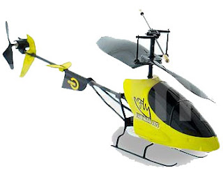 Micro Radio Controlled Helicopter Images
