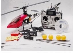 Art-Tech Falcon 3D RC Helicopter Images