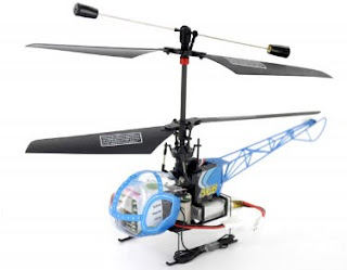 Dragonfly 5G6-2 Micro RC Electric RC Helicopter images