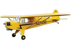 PIPER J-3 RC AIRPLANES RTF IMAGES