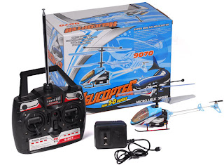 DOUBLE HORSE 9070 RC HELICOPTER BOX IMAGES