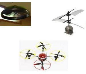 RC UFO VIDEO Images