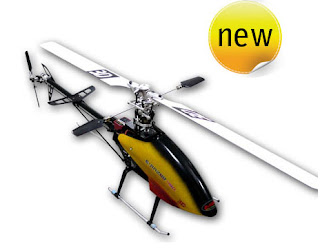 Metal E-RAZOR 450 RC Helicopter Images