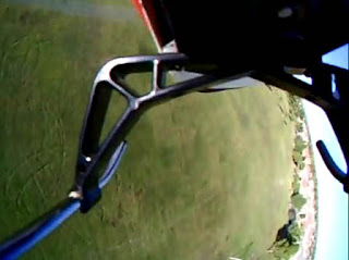 Trex RC Helicopter Onboard Camera Images