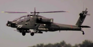 Apache Scale RC Helicopter Images
