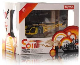 Syma s011 helicopter box images