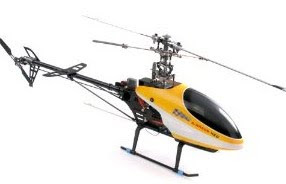 e-razor 450 metal helicopter images