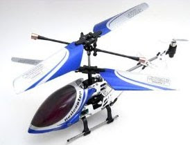 Syma 3-Channel S105 Mini Indoor Co-Axial Metal Frame Helicopter Images