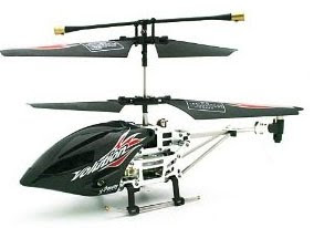 3D Metal Series RC Coaxial Dual-Rotor Helicopter BLACK Images