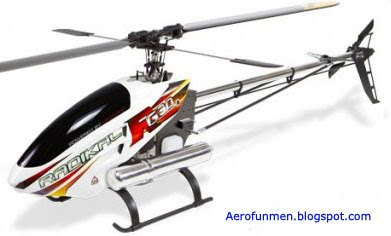 Radikal G30 RC Helicopter