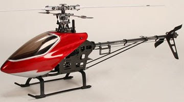 HK 500 RC HELICOPTER