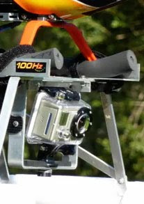 RC Helicopter Camera Mount Tips