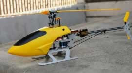 Mini G200 Micro RC Helicopter