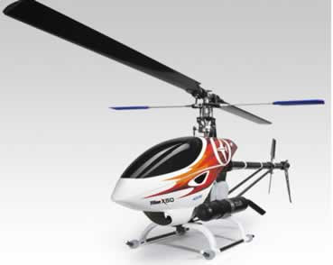 Titan X50 RC Helicopter