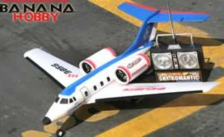 Air Earl Remote control airplane