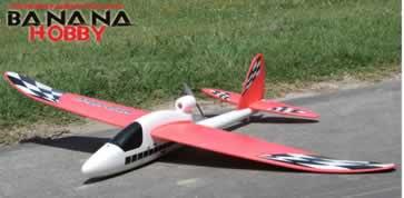 wild hawk rc glider