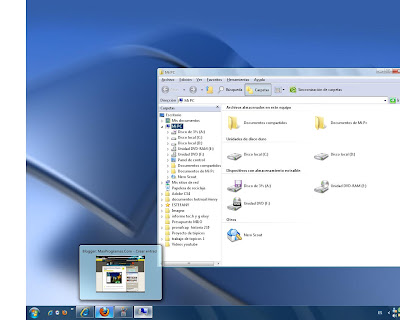 Transformar tu Windows XP a Windows 7