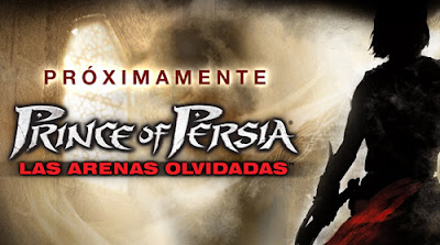 Principe de Persia Las Arenas Olvidadas (Trailer) PC-GAME