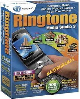 Ringtone Media Studio v3.0 Full Gratis