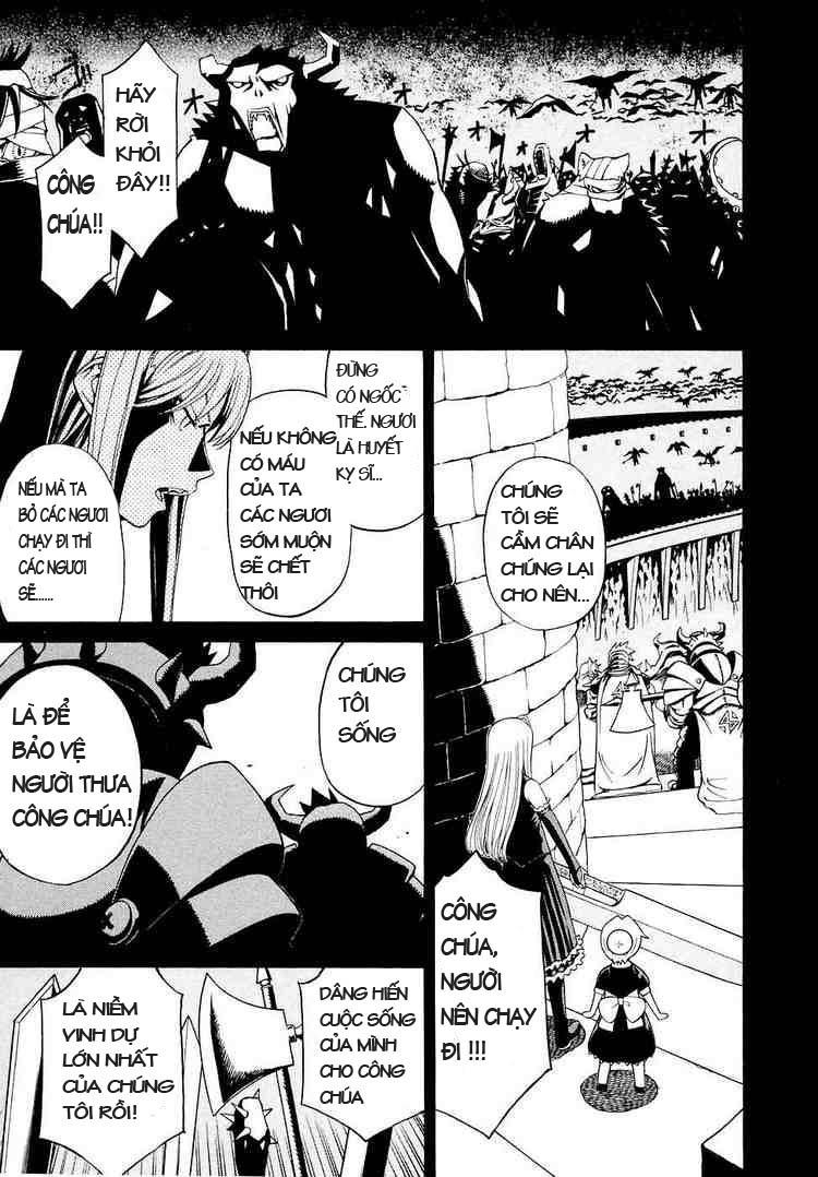 Kaibutsu Oujo Chap 8 - Next Chap 9