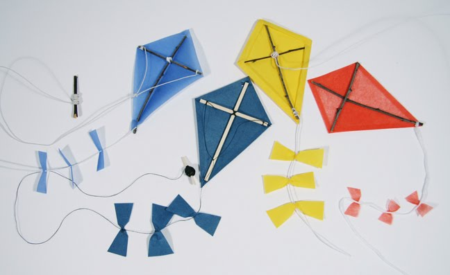 Windy 39 s old blog how to make a mini kite - How to make a kite ...