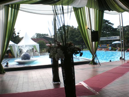 Persada executive club halim wedding
