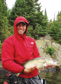 Trophy Walleye Fishing Vacations Ontario Canada