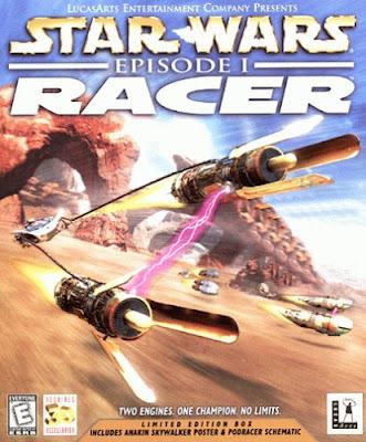 Quel a été votre premier manga/anime/jeu-vidéo ? Star+Wars+Episode+I+Racer
