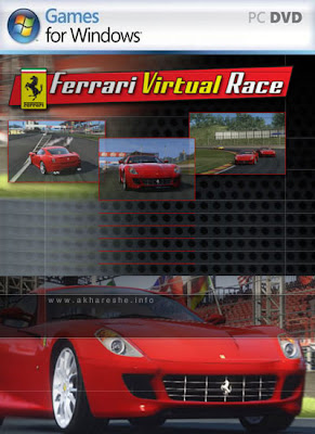 Ferrari Virtual Race (2009/PC)