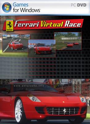 Ferrari Virtual Race - JustGame.GE