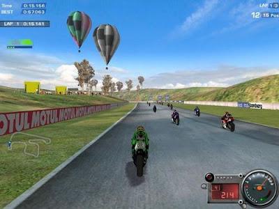 Gerçek Motor Yarışı Oyunu