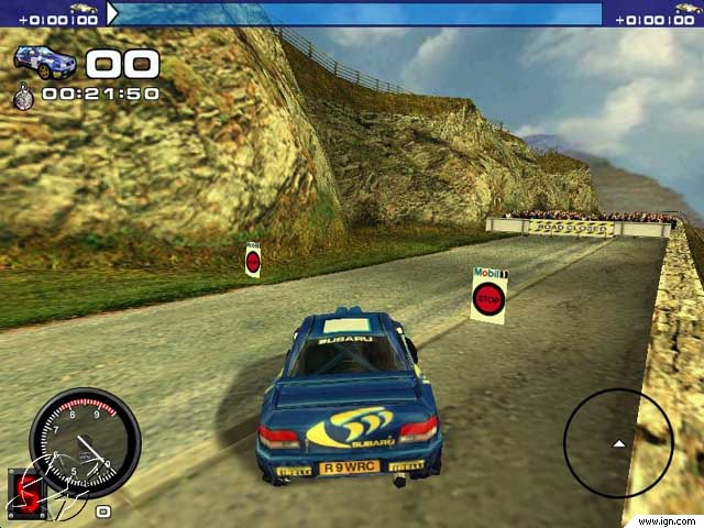 Beta screenshots / Skriny z bety Mobil+1+Rally+Championship++4