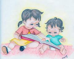 On lit des belles histoires !