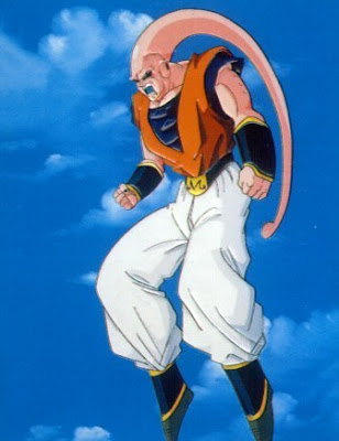 dragon ball z kid buu