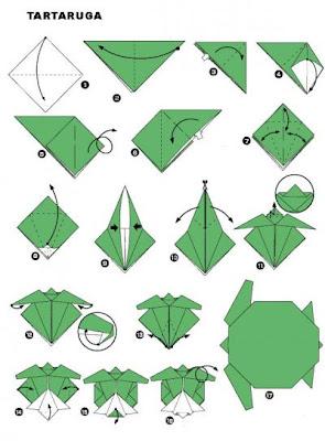 Origami figuras en origami - Origami grenouille sauteuse pdf ...