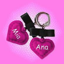 ANA + MIA = PERFECCIÓN