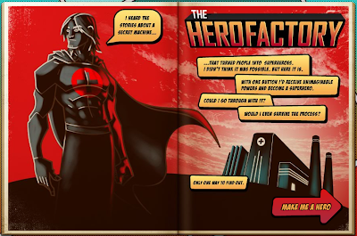 create hero  factory