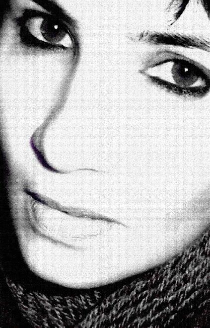 Lembro-me bem do seu olhar.