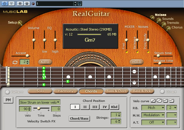 Musiclab Real Guitar 2 Manual