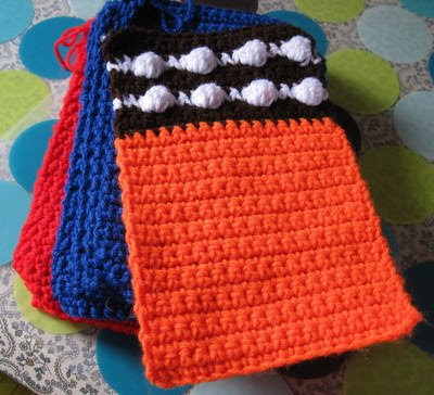 How to crochet a granny square color change | Video « Wonder How