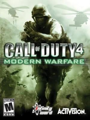 [Detonado] Call Of Duty: Modern Warfare Call+of+duty+4+capa