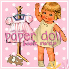Vintage Paper Doll Book Swap