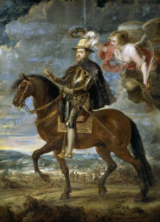 Conocer Madrid: Rubens en el Museo del Prado Felipe Foole Schilder