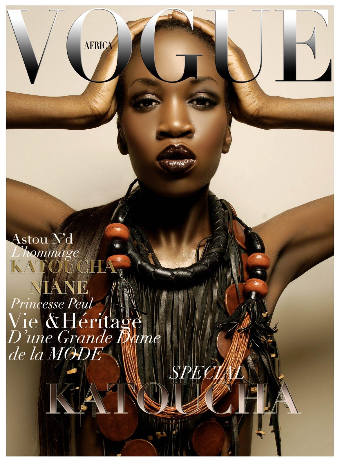 Vogue%2BAfrica%2B5 Adriana Lima hot XXX adult