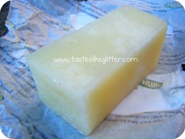Lush Bohemian Soap.