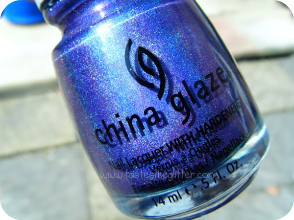 China Glaze - LOL.