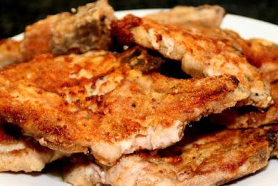 Pan-Fried Pork Chops | recipes | Pinterest