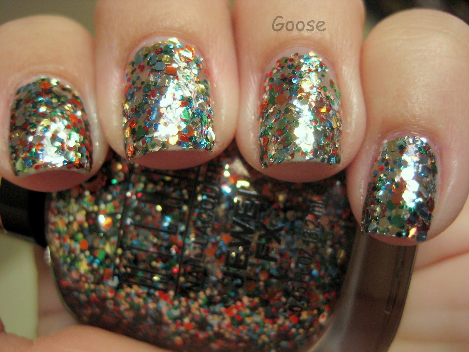 Goose's Glitter: Milani Jewel FX Re-swatches